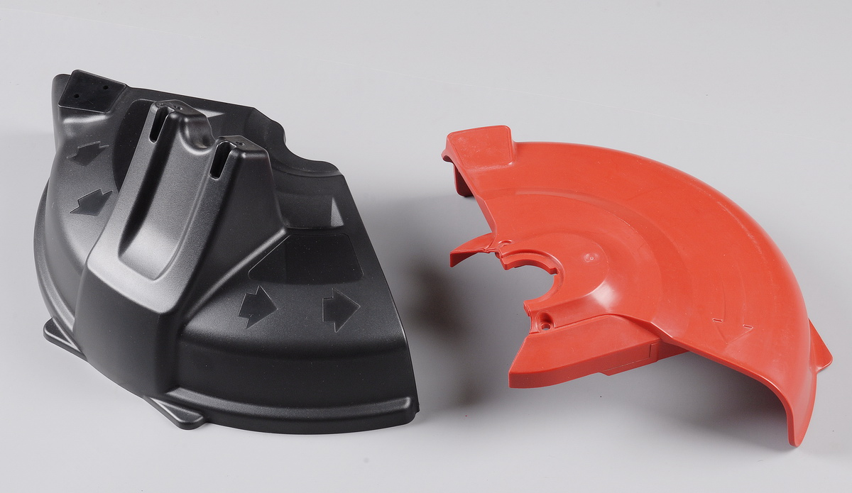 Parts from Garden Equipment Injection Molds
