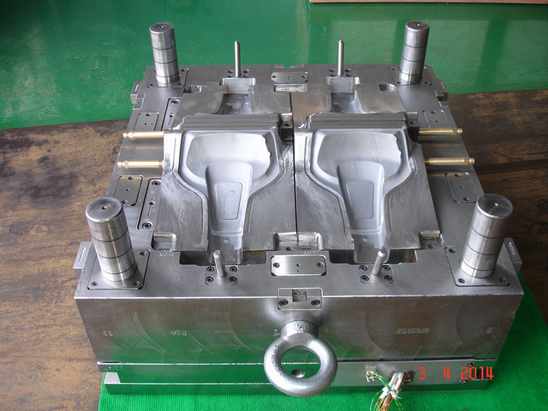 Injection Mold_Lawn Mower_1