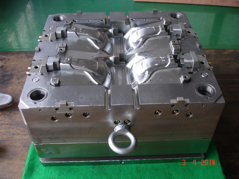 Injection Mold_Lawn Mower_2