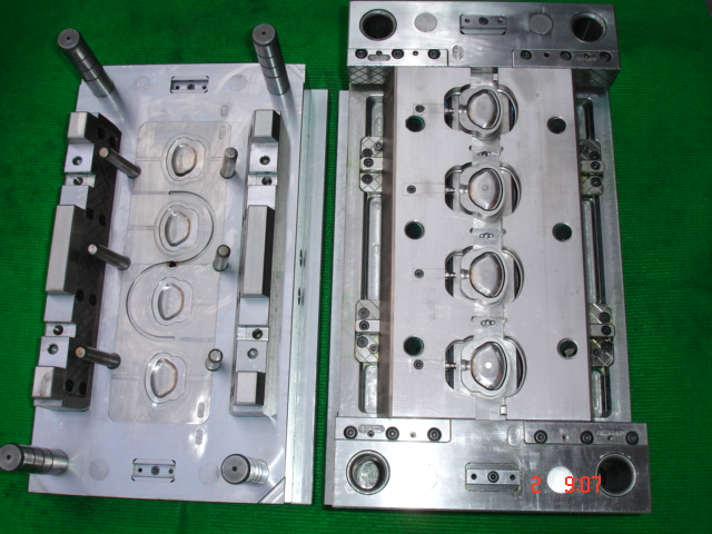 Multi-cav Injection Mold
